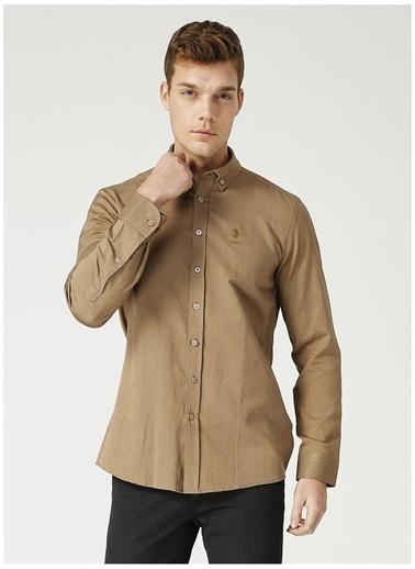 U.S. Polo Assn. Gömlek Vizon